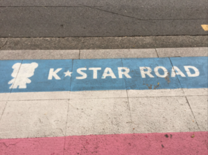 A picture of Kpop Star Road